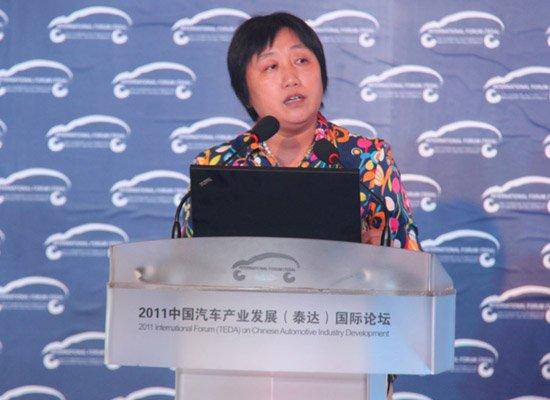 张宁:小排量等于低技术含量局面并未改变