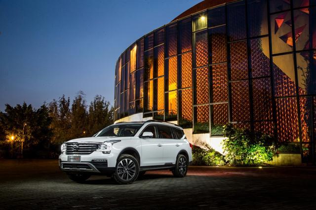 传祺GS8十月销量再破万 重登高端大7座SUV榜首!
