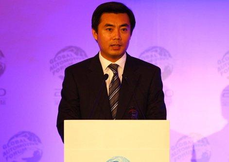 刘超:成都高度重视和扶持汽车业发展