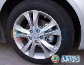 北京现代新索纳塔曝光 广州车展将首发
