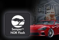电装为下一代汽车选用赛普拉斯Semper无故障存储器