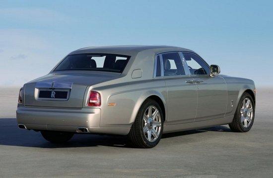 劳斯莱斯推幻影诞辰周年版车型高清图片