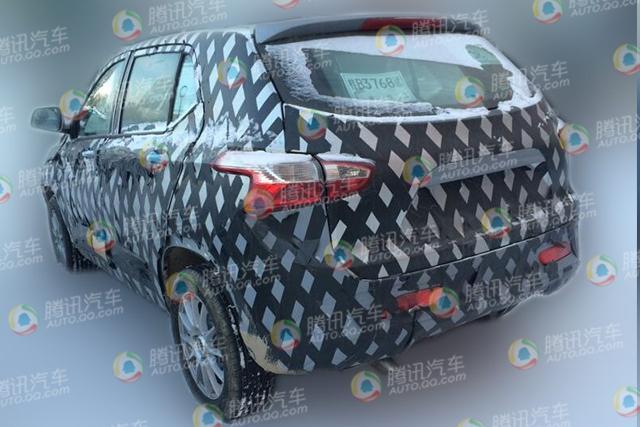 宝骏全新530今年年底上市 SUV第二弹