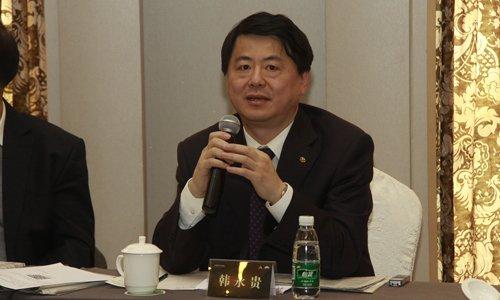 韩永贵:北汽正坚定不移的打造自主体系