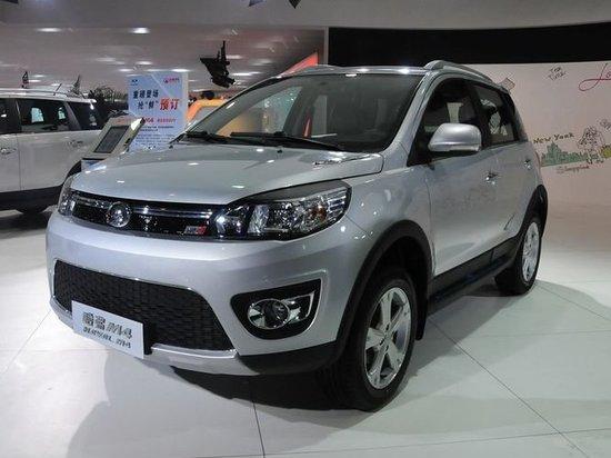 长城哈弗M4北京车展发布 将于5月正式上市