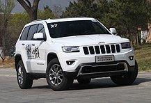 Jeep大切诺基3.0L柴油舒享导航版