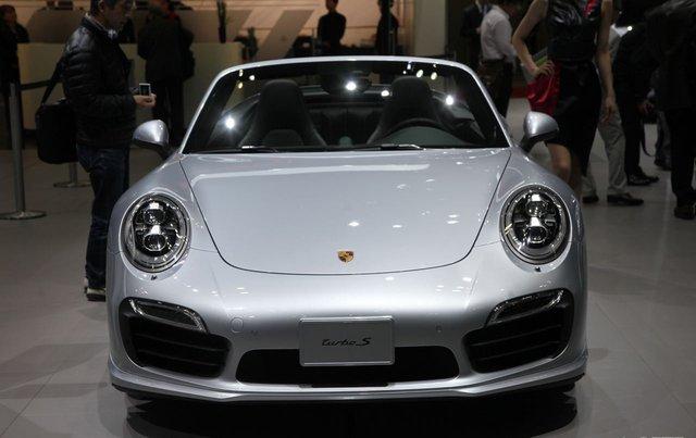 售297.4万 保时捷新911 Turbo S正式亮相