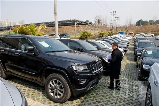 天津爆炸受影响车辆流入成都 售价比官价便宜10万