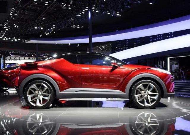丰田国产小型SUV命名 将于2018年上市