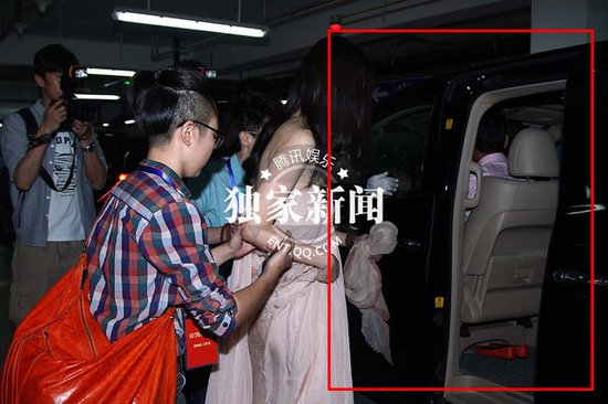 《每日猜车》第5期:王石女友亮相首映礼