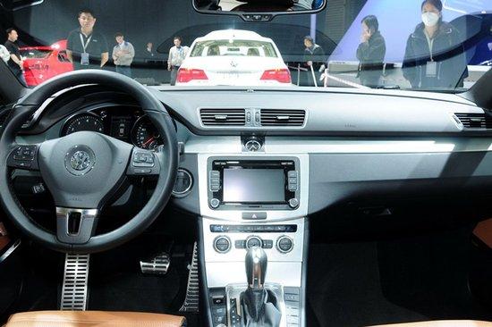 [新车解析]一汽-大众改款CC上海车展发布