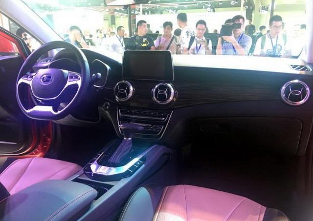 定位紧凑级轿车 北汽昌河A6正式表态