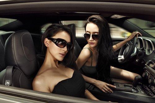 女生 搭讪豪车 已经成为通用的词汇 美女 q 现在  高清图片