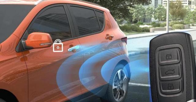 一键启动的车有钥匙孔吗?之前真的不知道!