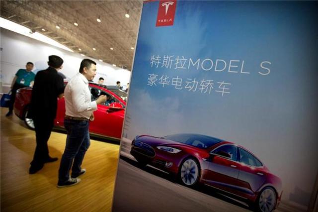 外媒:特斯拉何故急着逐鹿中国电动车市场?