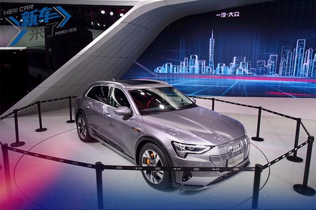 新车来了:奥迪e-tron纯电中型SUV 续航400km+