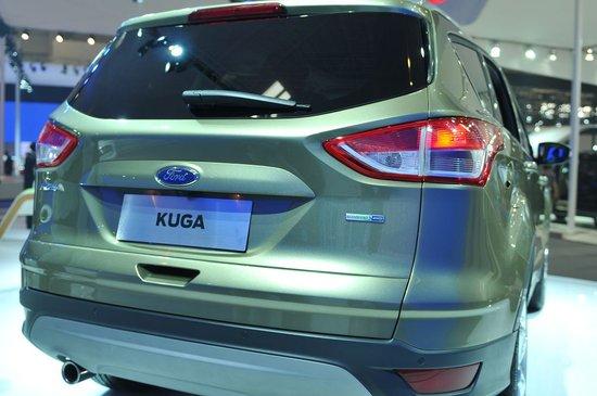 [新车解析]福特翼虎KUGA于北京车展亮相