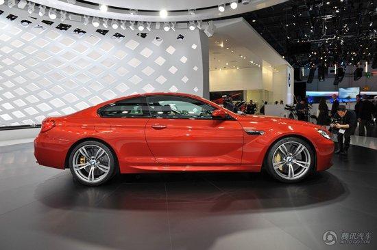 [新车解析]全新宝马M6 Coupe/敞篷版亮相