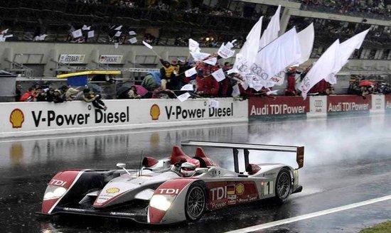 从1911到2012 奥迪百年赛车历史回顾