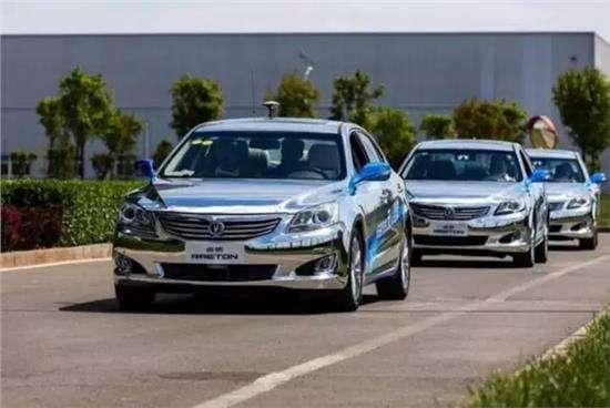 长安汽车获得美国加州无人驾驶路测牌照