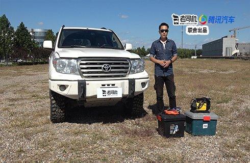 豁沙子、穿高原 自驾游必备神器 车载气泵的选择和使用