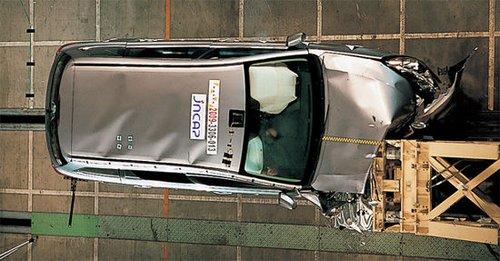 追求安全无止境 世界NCAP横向对比点评