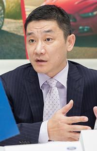 福特中国市场销售及客户服务总监陈晖