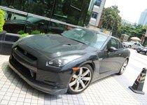 街头实拍日本战神级车GTR