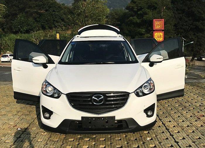 圆梦CX-5 大白2015款2.5L自动四驱尊贵型