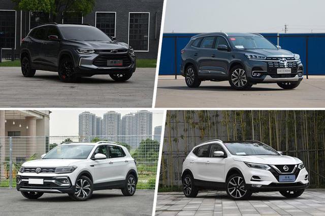 没点颜值可咋整,这几款新上市SUV就是你的新潮大玩具