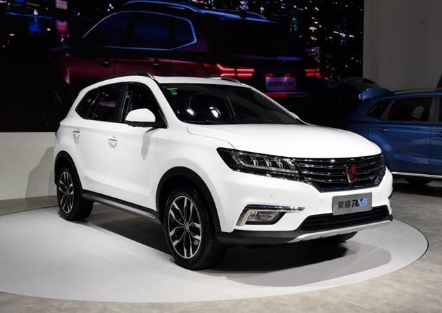 上汽乘用车今年新车计划 荣威新SUV/MG轿跑