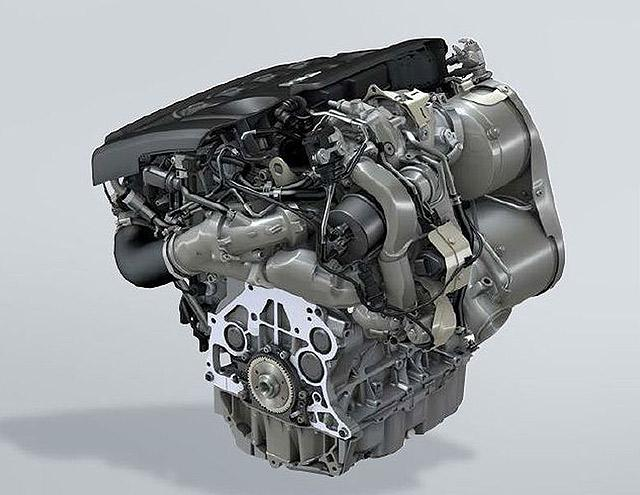 大众发布新一代2.0T电子涡轮柴油发动机