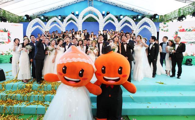 谁的豪华婚礼?竟然请到了马云