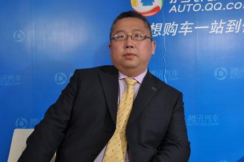 王建均:比亚迪F3DM电动车年销目标1000台