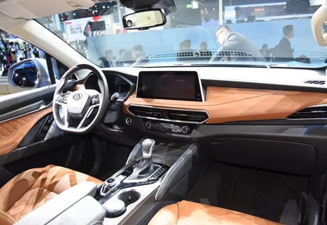 上汽大通D90有望10月上市 硬派中大型SUV