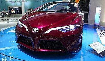 丰田NS4用新一代Hybrid Synergy Drive插电式系统