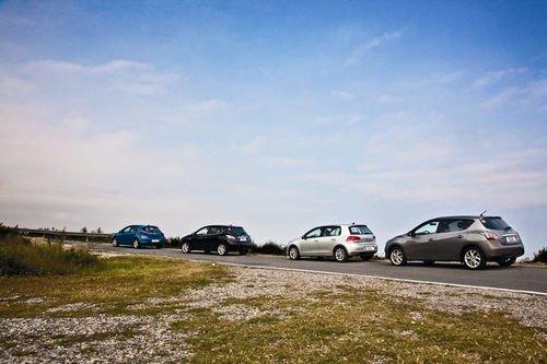 四款涡轮增压家用轿车大对比 涡轮的谜局