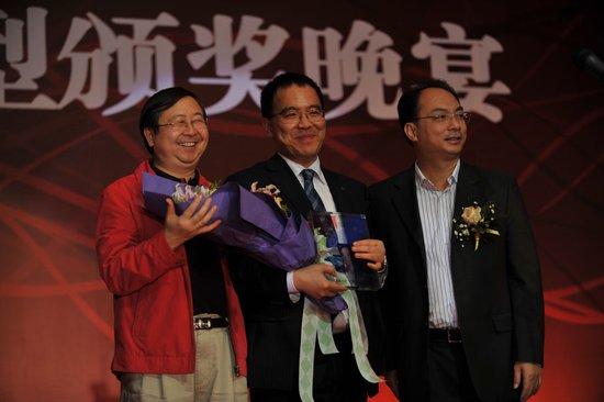 年度人物:吉利集团董事长李书福
