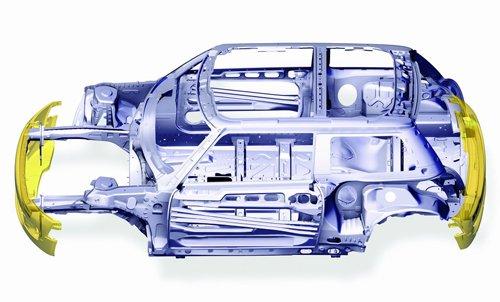"""汽车轻量化设计:我也是""""低碳""""经济"""