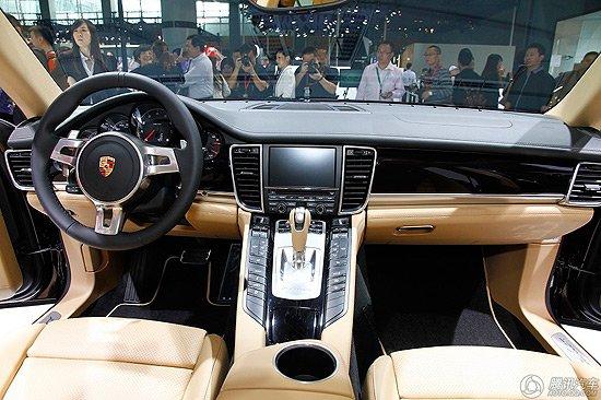 [新车上市]保时捷Panamera白金版120.3万起