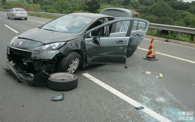 高速突遇前车急刹车怎么办 唯一的保命办法