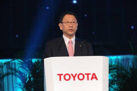 丰田章男:丰田中国研发中心将侧重新技术
