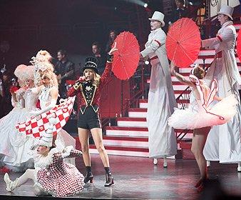 小天后Taylor Swift演唱会