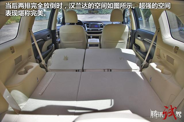 出乎意料的惊喜 试驾广汽丰田全新汉兰达