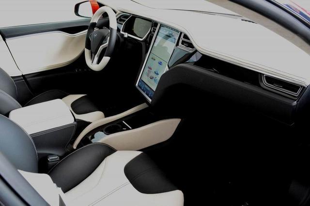 美国车厂Saleen推改装版特斯拉Model S