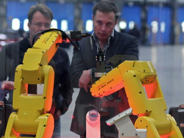 马斯克创立openal 开发做家务的机器人