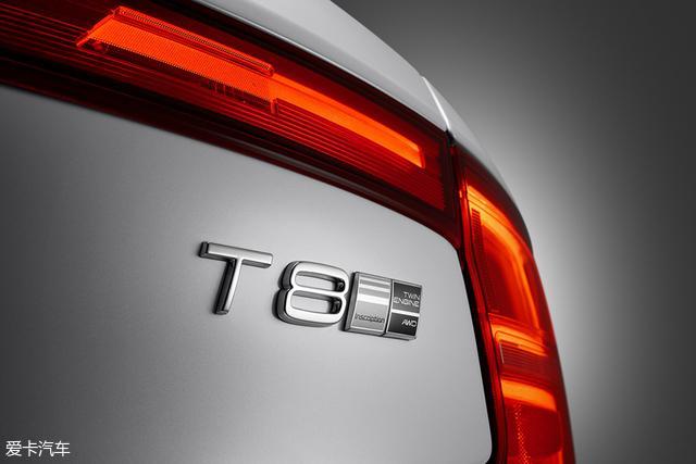 新款S90 T8 E驱混动上市 售59.80万元