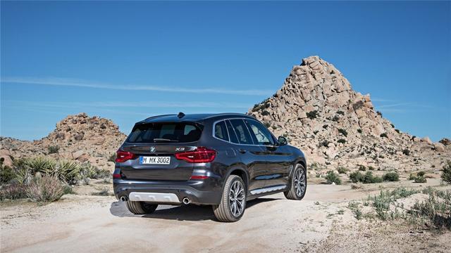 华晨宝马启动BMW X3国产进程 18年正式上市