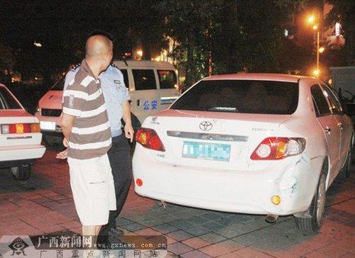 民警传授三招防汽车被偷 下车前切记要熄火