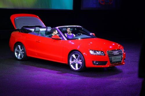 奥迪A5全系车型上市 售49.39-99.80万元